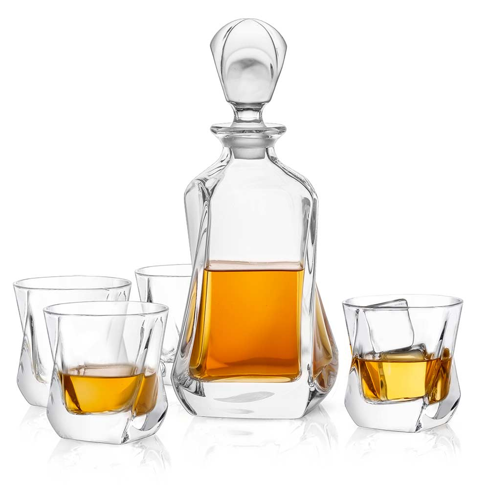 Aurora Decanter Set