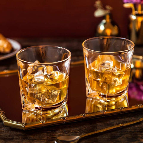 Luna<br/>Whiskey Glasses<br/>Set of 2