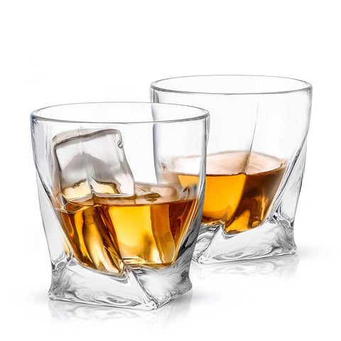 Atlas<br/>Whiskey Glasses<br/>Set of 2