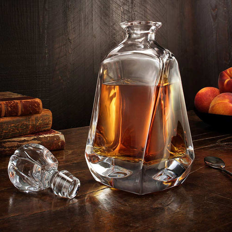 Aurora Whiskey Decanter