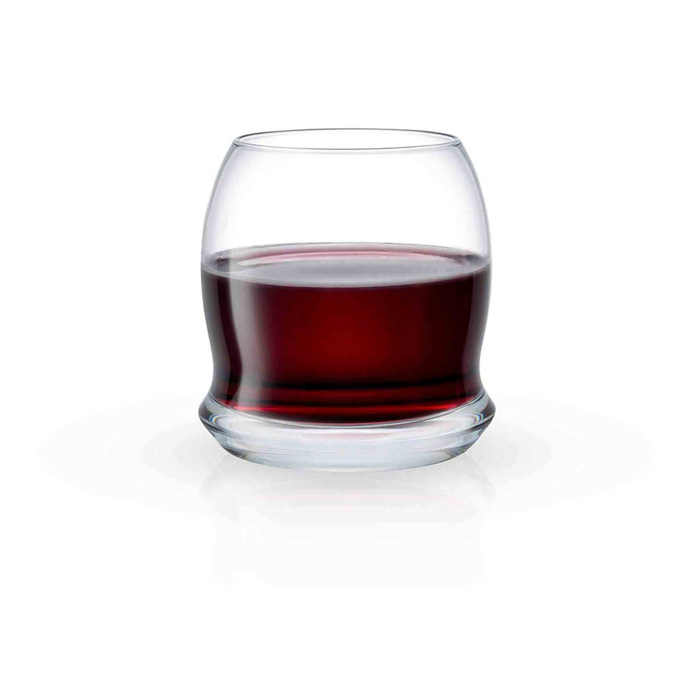 Cosmos<br/>Stemless Wine Glasses<br/>Set of 2