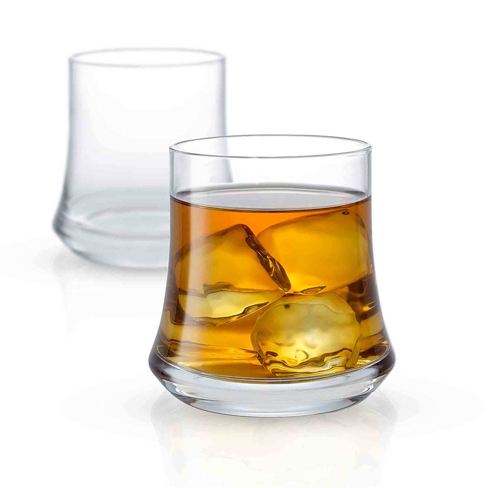 Cosmos Whiskey Glasses