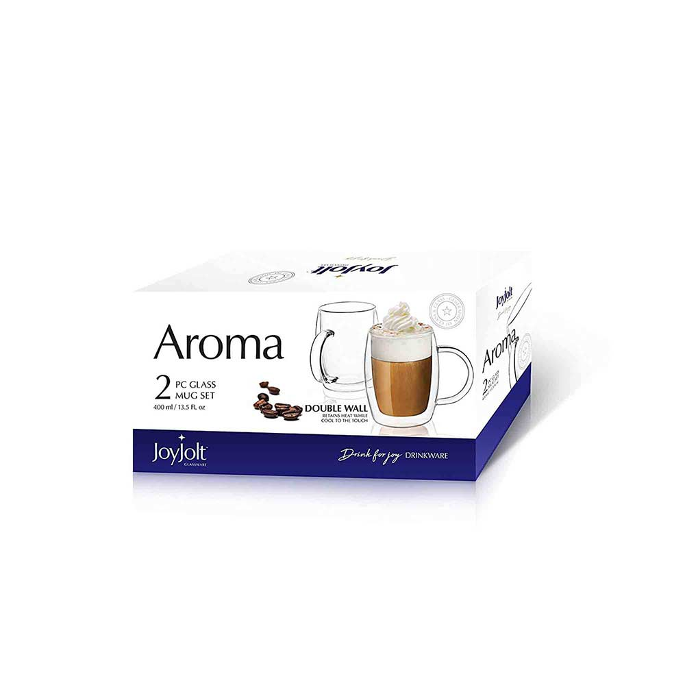 Aroma Double Wall Glasses