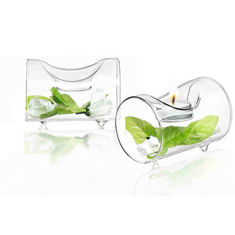 Ambient<br/>Single Candle Holder<br/>Set of 2