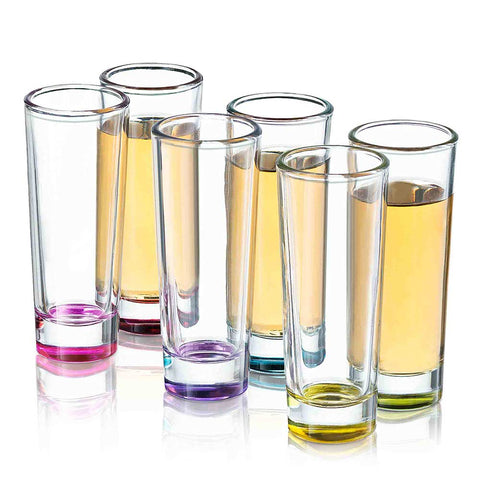 Hue Shot Glasses