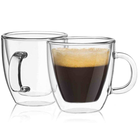 Savor Double Wall Glasses Set of 2