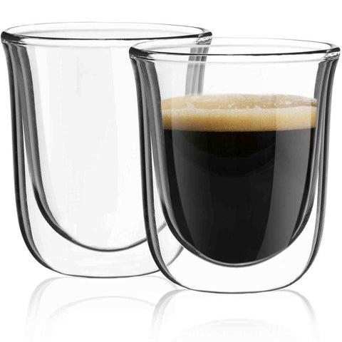 Javaah<br/>Double Wall Glasses<br/>Set of 2