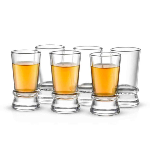 Afina Shot Glasses Set of 6