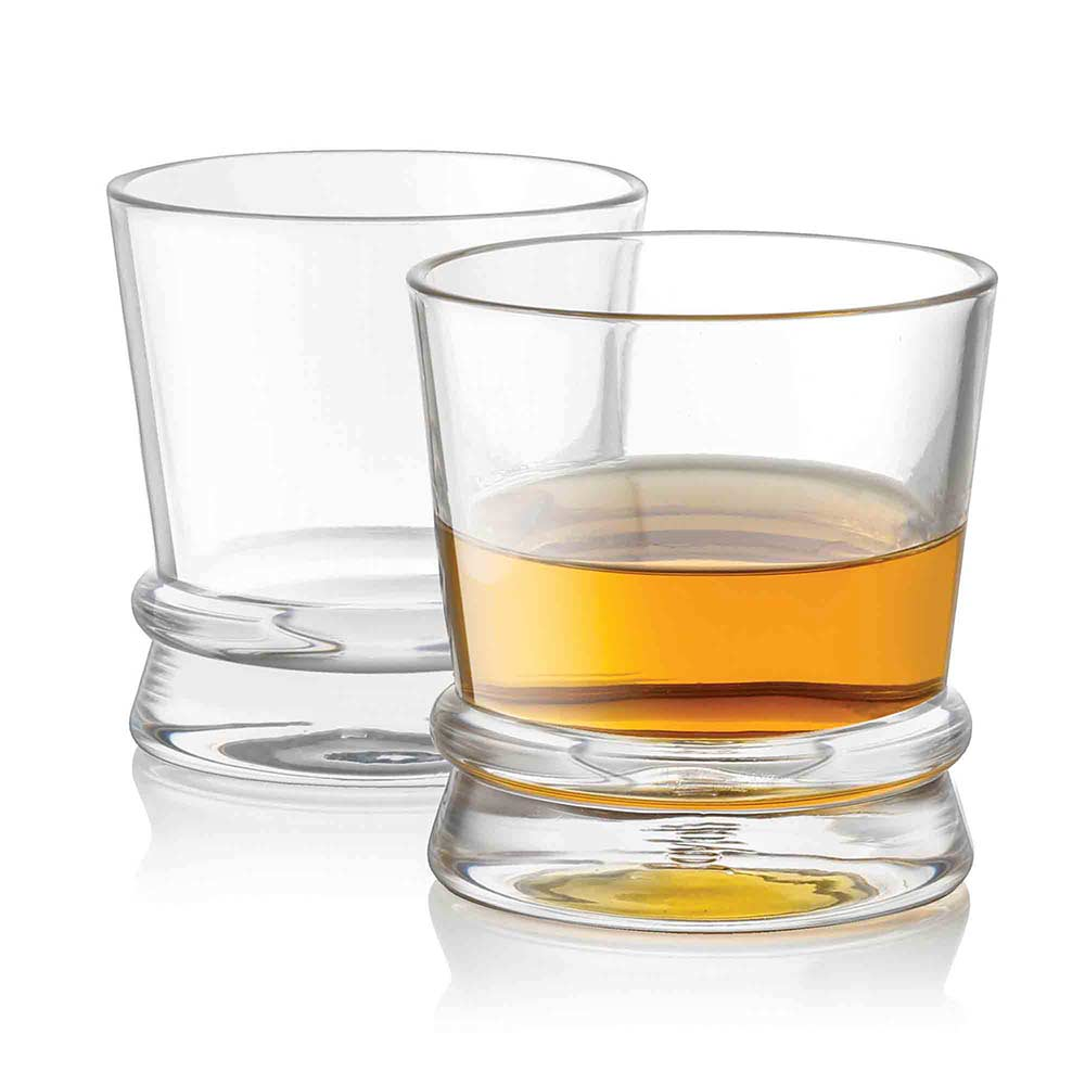 Afina<br/>Whiskey Glasses<br/>Set of 2