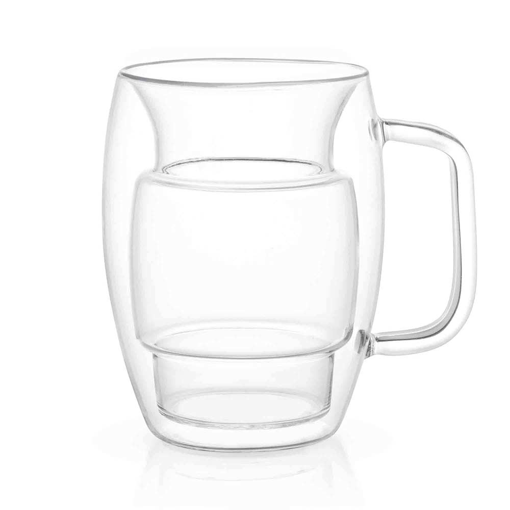 Cadus Double Wall Glasses 16 oz