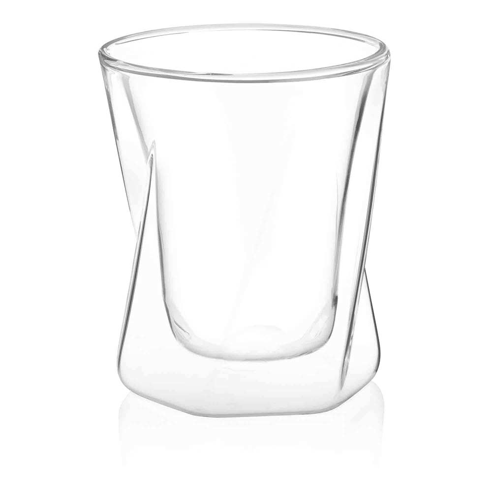 Lacey<br/>Double Wall Whiskey Glassses<br/>Set of 2