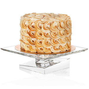Carre Cake Plate
