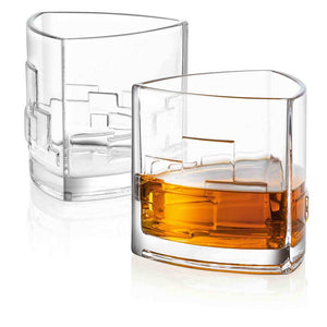 Revere<br/>Whiskey Glasses<br/>Set of 2