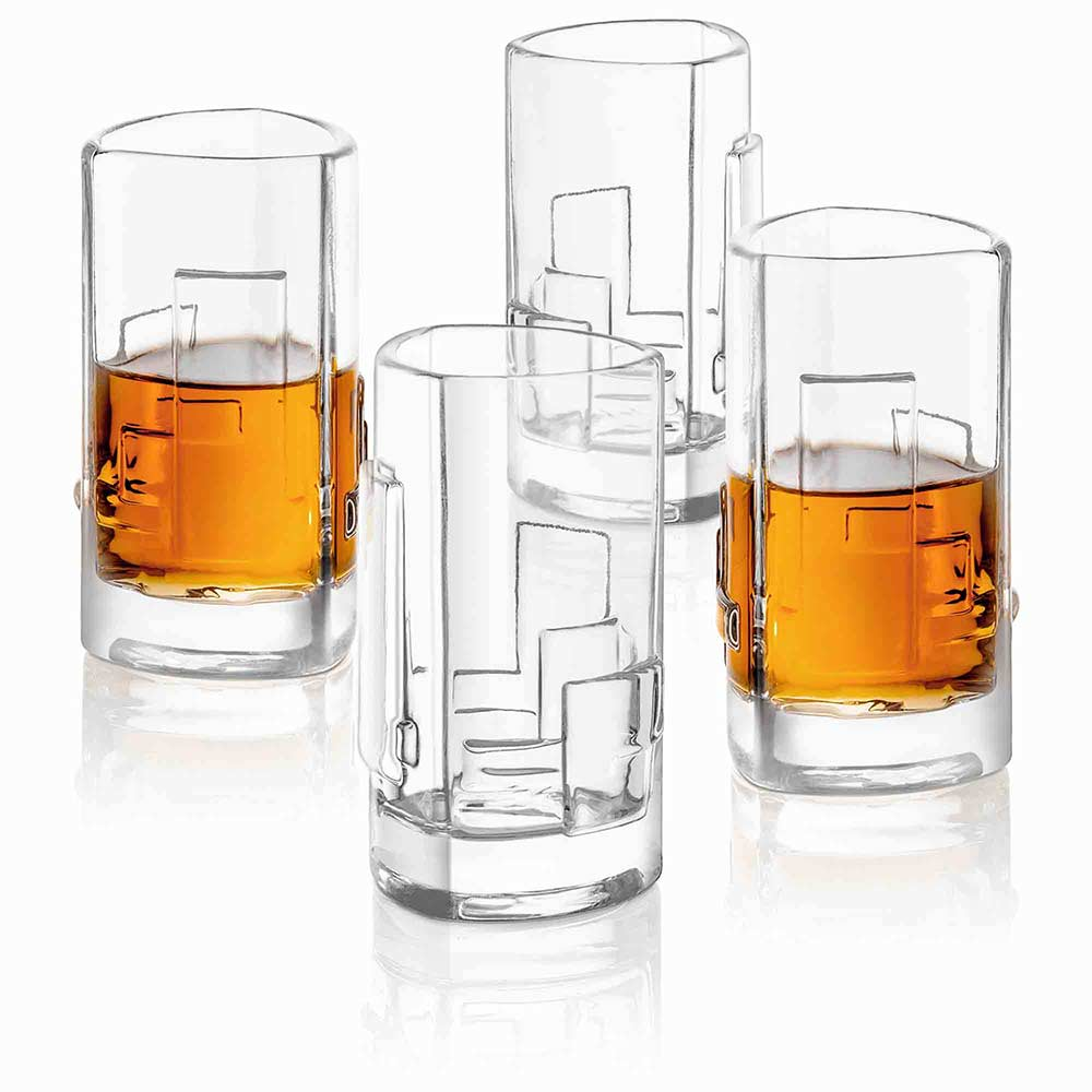 Revere<br/>Shot Glasses<br/>Set of 4