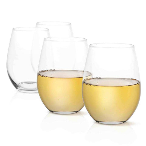 Spirits<br/>Stemless Wine Glass<br/>Set of 4