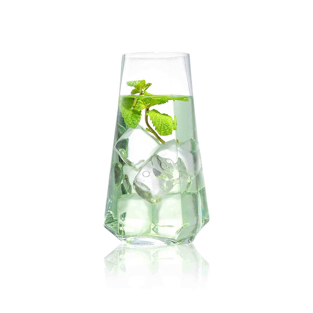 Infiniti<br/>Highball Glasses<br/>Set of 4