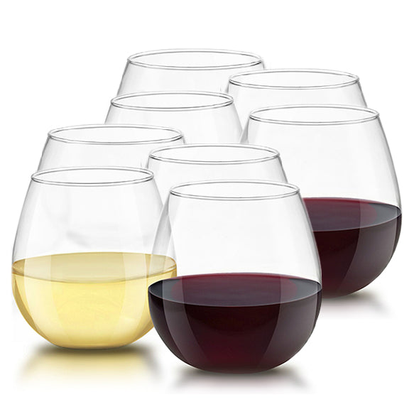 Spirits Stemless Wine Glasses