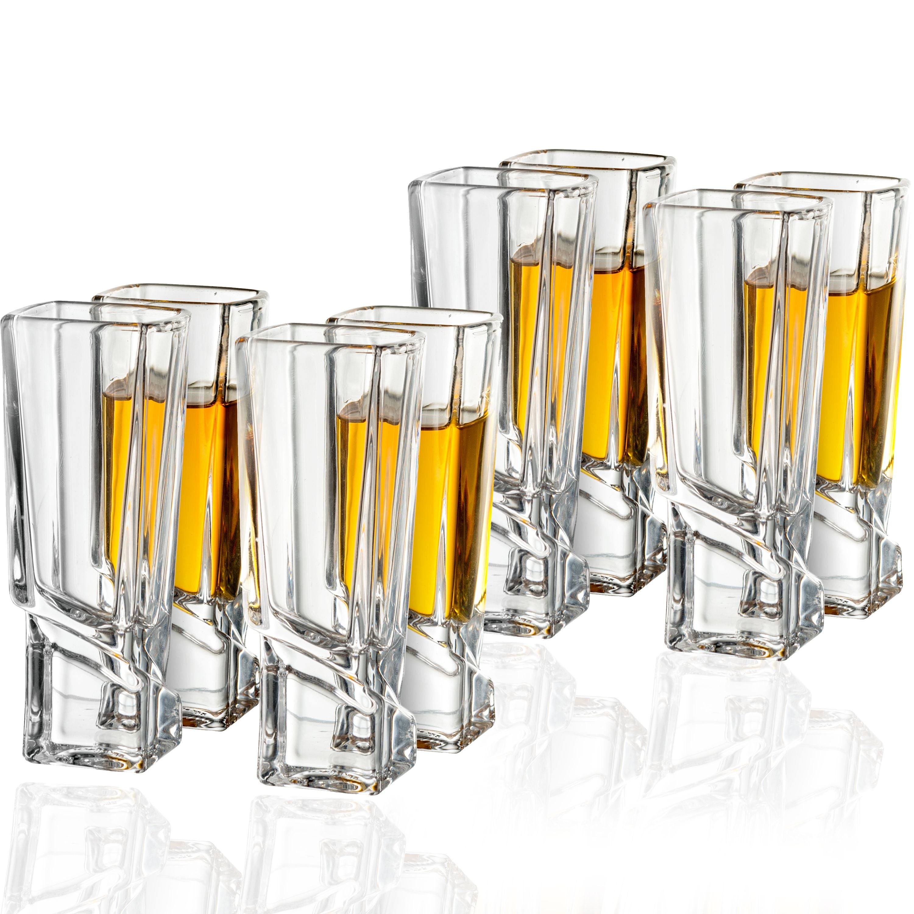 Carre Shot Glasses
