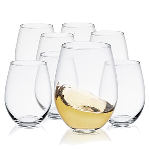Spirits Stemless Wine Glass