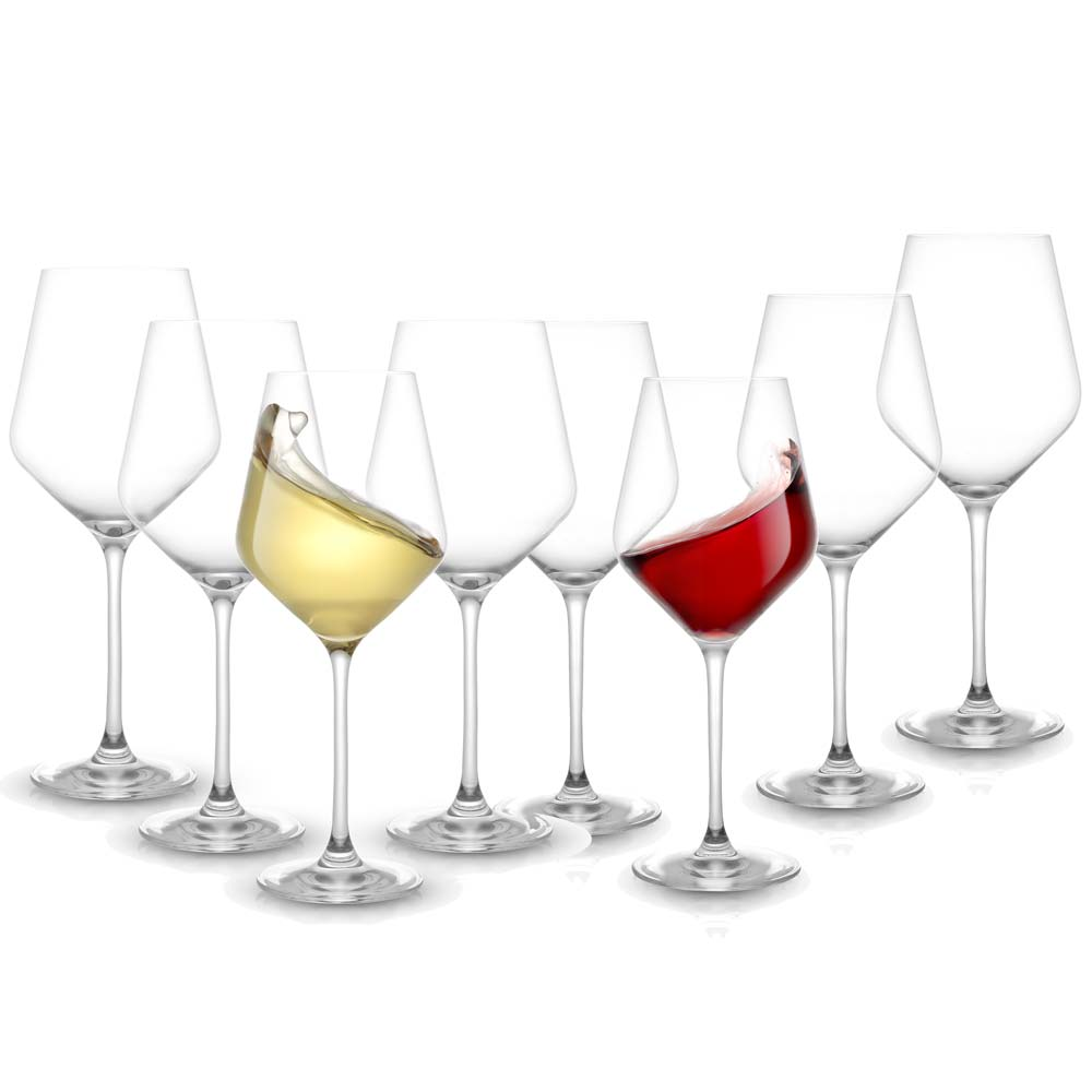 Layla Wine Glasses Set of 8