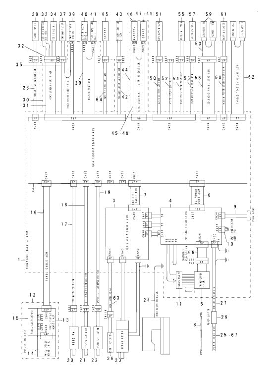 Wiring Diagram For The Brother Ps 1000 38 Wiring Diagram Images