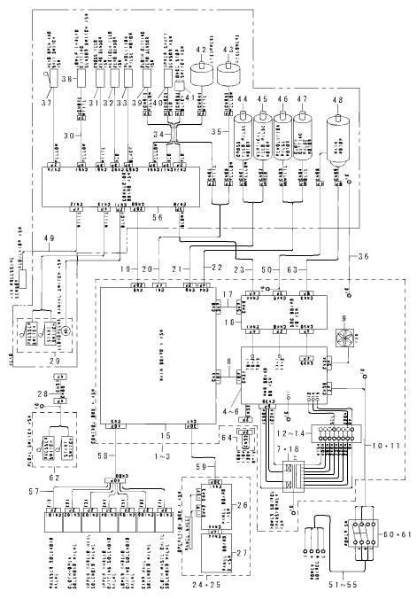 MEB-3200 30. Wiring Diagram – ABC Sewing Machine on