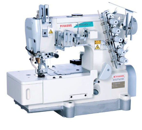 PEGASUS CW500-Series Flatbed Coverstitch