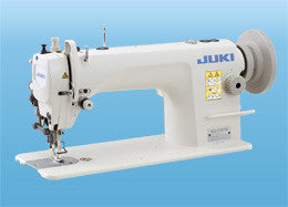 DU-1181N JUKI 1-needle, Top and Bottom-feed, Lockstitch Machine with Double-capacity Hook