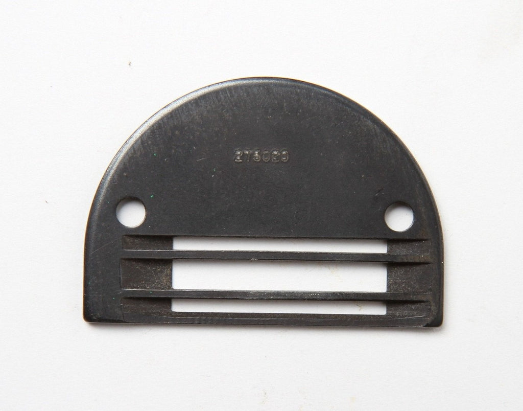Throat Plate with part model 275020