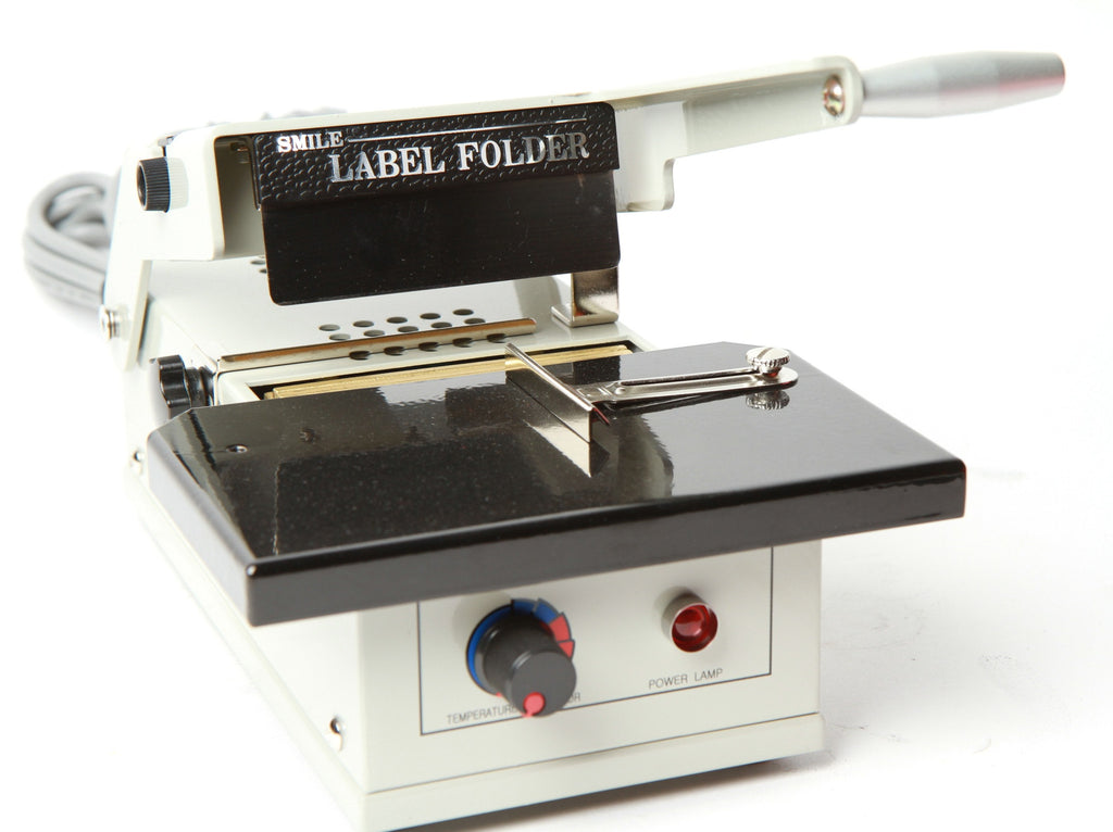 Cutex brand TLF-730 hot label folder 1
