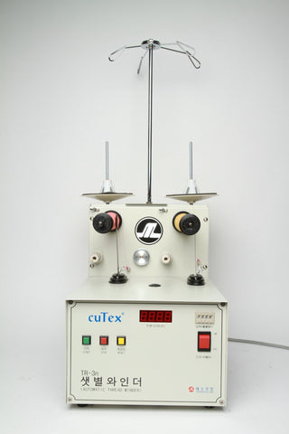 TR-3N Thread Saver Machine - full view
