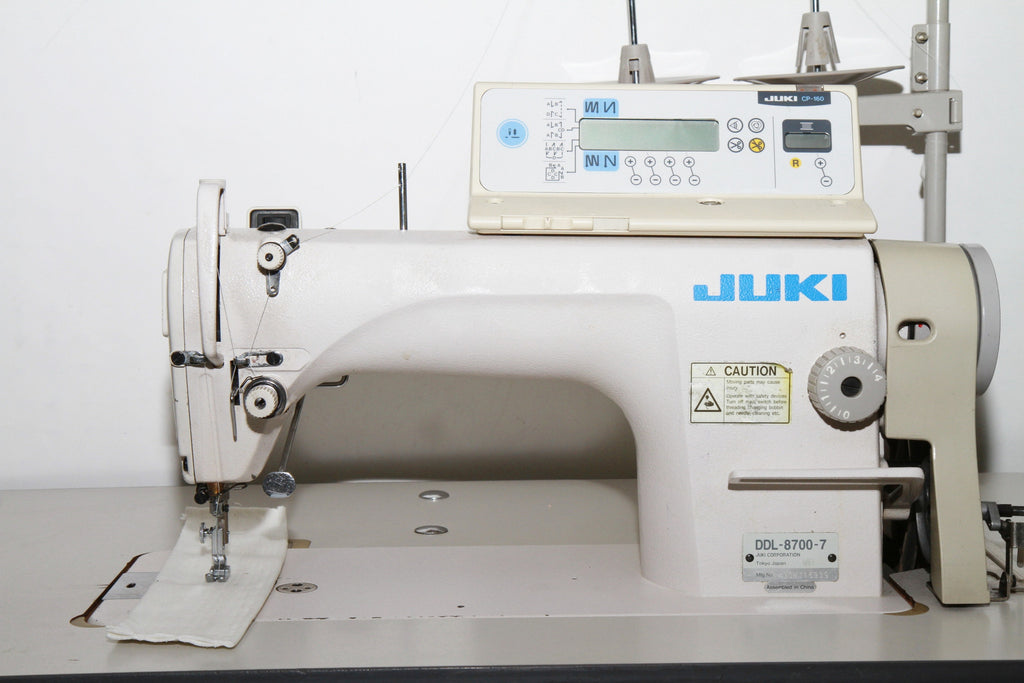 JUKI single needle automatic machine model DDL-8700-7