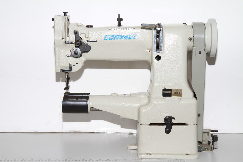 227r 2 Consew Cylinder Bed Walking Foot Abc Sewing Machine
