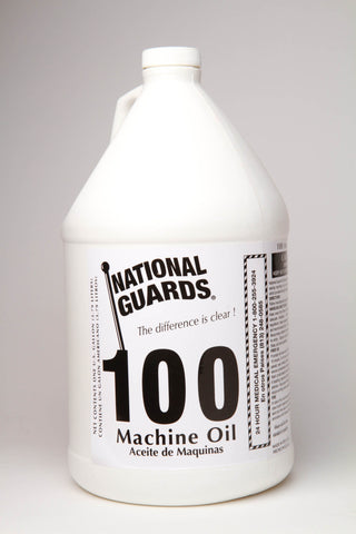 National Guard brand sewing machine oil