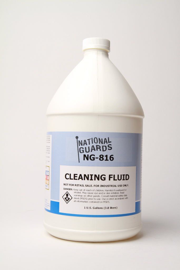 National Guard - Cleaning Liquid