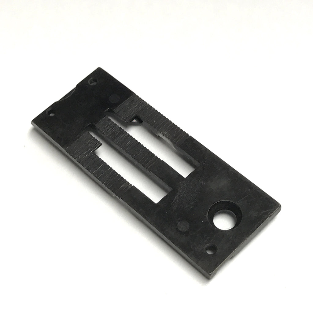 155857001 Needle Plate for Double Needle Gauge Sets
