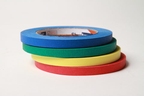 Colored flagging tape