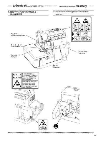 Pegasus Instruction Manuals | Abc Sewing Machine