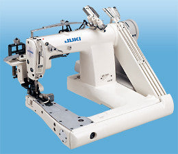 MS-1261 JUKI 3-Needle for Heavyweight, Feed-off-the-arm, Double Chainstitch Machine