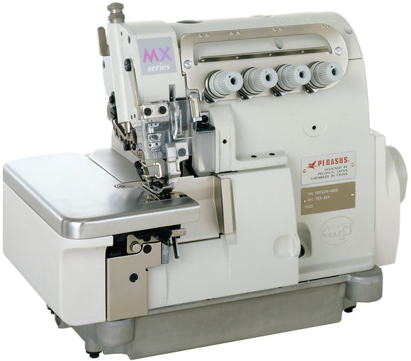 Pegasus MX-5214/M03/333 4 Thread Overlock Machine