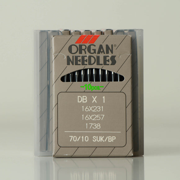 NO-16X257BP Organ Needles