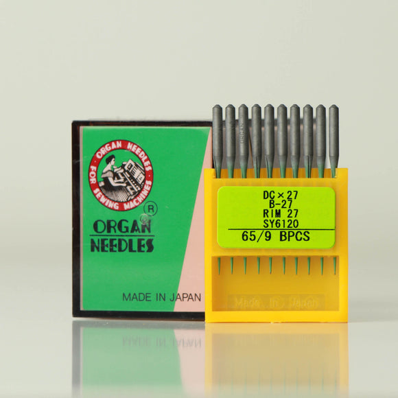 NO-DCX27 Teflon Organ Needles