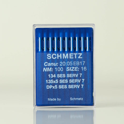 Schmetz branded needle for special machines model NS-134 SERV7