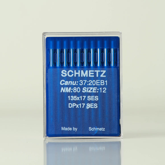 Schmetz branded needle for special machines model NS-DPX17 SES