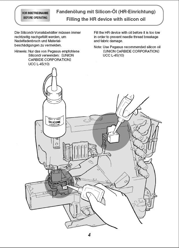 W  Ut Instructional Manual    Abc Sewing Machine