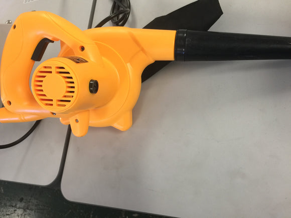 7028F  Air Blower - Yellow 110v