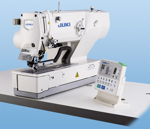 LBH40AS JUKI Automatic Lockstitch Buttonhole ABC Sewing Machine Mesmerizing Buttonhole Sewing Machine