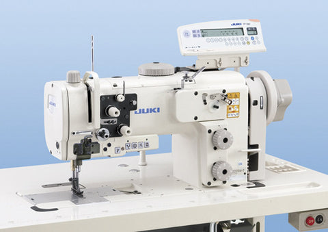 LU-2212N-7 JUKI High-speed, 1-needle, Unison-feed, Lockstitch, Machine with Vertical-axis Large Hook (2-pitch dial type)