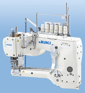 MF-3620 JUKI 4-needle, Feed-off-the-arm, Flatseamers, Top and Bottom