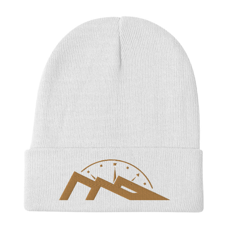 Embroidered Beanie | Logo